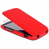Чехол HOCO Leather Case Red