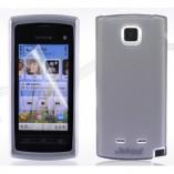 Чехол TPU Nokia 5250 серый