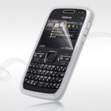 Чехол TPU Nokia E72 белый