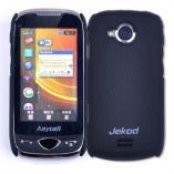 Накладка Jekod Samsung S5560 черная