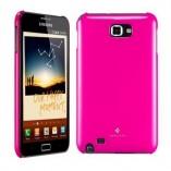 Накладка SGP Samsung N7000 Galaxy Note малиновая
