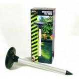 Yeoman solar - ультразвуковой садовый отпугиватель грызунов и насекомых на солнечной батареи