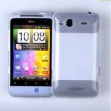 Чехол силиконовый TPU Jekod для HTC Salsa белый