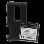 аккумулятор повышенной емкости htc evo 3d